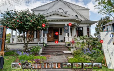 Art Pops Up – a front yard art gallery