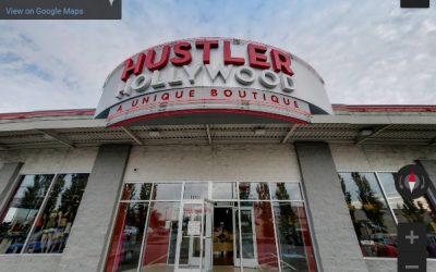 HUSTLER® Hollywood